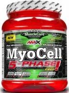 amix myocell 5 phase predtreningova no pumpa narast svalov sily energie pocas treningu pohyb.sk
