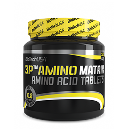 3P Amino Matrix - 240 tabliet