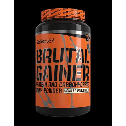 Brutal Gainer - 1362 g NEW cokolada
