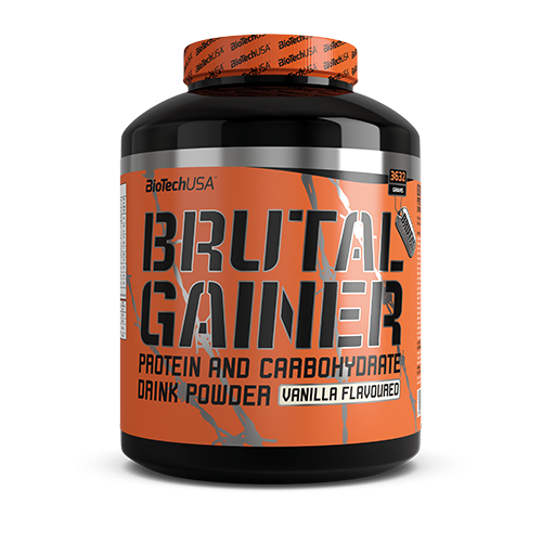 Brutal Gainer - 3632 g NEW cokolada