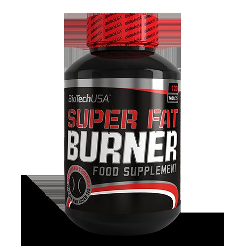 Super Fat Burner - 120 tabliet