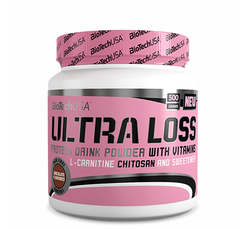 Ultra Loss - 500 g cokolada
