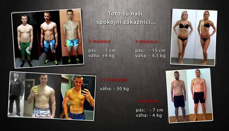 Fitaslim - komplexný program chudnutia s osobným trénerom aj online Pohyb.sk