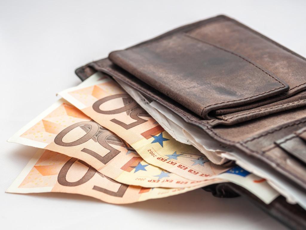 Schudneš iba ty, nie tvoja peňaženka pohyb.sk