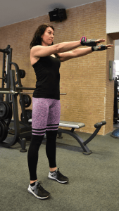 Ako cvičiť drepy, technika cviku drep