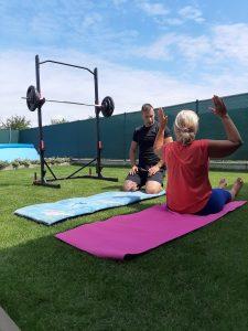 Online video tréningový program na cvičenie doma - Absolútny začiatočník