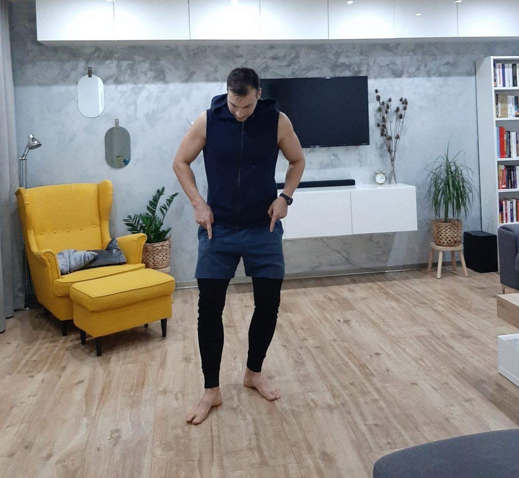 Členstvo v pohybe - posilňovanie, tréning z obývačky na cele telo Total body