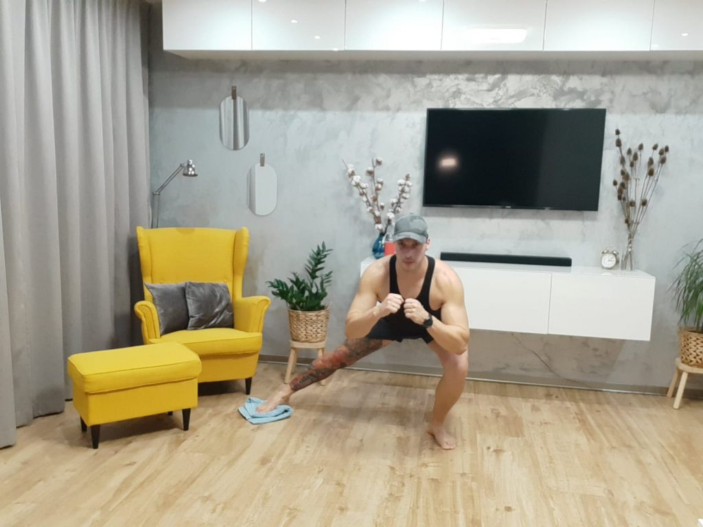 Členstvo v POHYBe - denne nový tréning z pohodlia obývačky